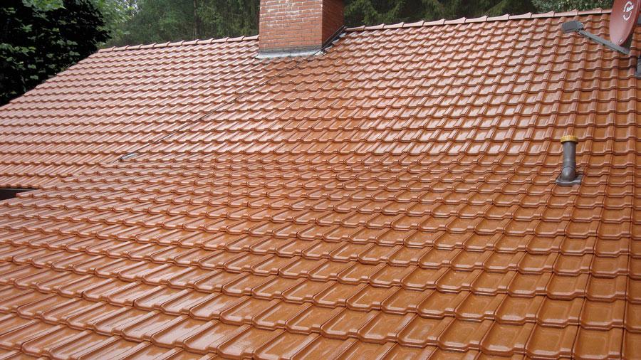 Aprés nettoyage toiture à strasbourg